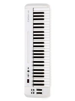Samson: Carbon 49 USB MIDI Controller Keyboard Instrument | Clavier