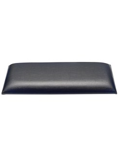 Stagg: Piano Bench Top - Black Vinyl  | Piano, Digital Piano
