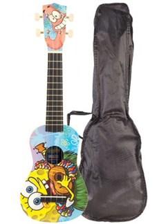 SpongeBob Squarepants: Ukulele Outfit Instruments | Ukulele
