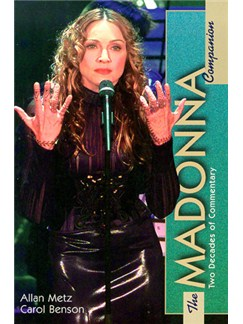 The Madonna Companion: Two Decades Of Commentary Books |