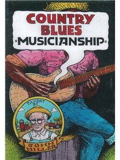 Country Blues Musicianship (2 DVDs) DVDs / Videos | Guitar