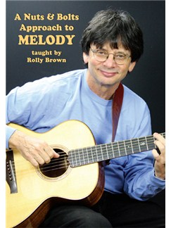 Rolly Brown: A Nuts & Bolts Approach To Melody DVDs / Videos | Guitar, Guitar Tab