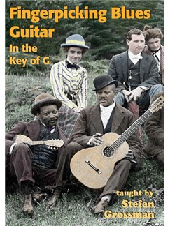 Fingerpicking Blues Guitar In The Key Of G DVDs / Videos | Guitar