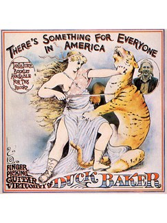 Duck Baker: There's Something For Everyone In America CDs | Guitar