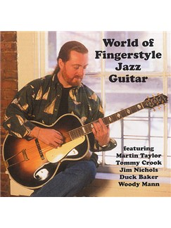 World Of Fingerstyle Jazz Guitar (CD) CDs | Guitar