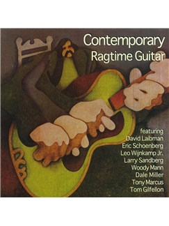 Contemporary Ragtime Guitar CDs | Guitar