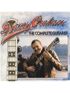 Davey Graham: The Complete Guitarist CDs | Guitar