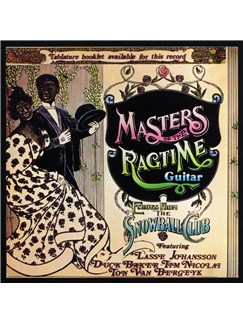 Masters Of The Ragtime Guitar CDs |