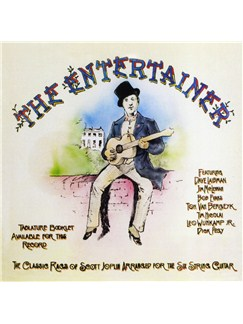 Scott Joplin: The Entertainer - Classic Rags Arranged For Six String Guitar CD |