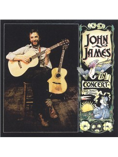 John James: In Concert CDs |