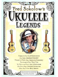 Fred Sokolow: Ukulele Legends DVDs / Videos | Ukulele