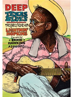 Deep Texas Blues -The Early Blues Of Lightnin' Hopkins DVDs / Videos | Guitar