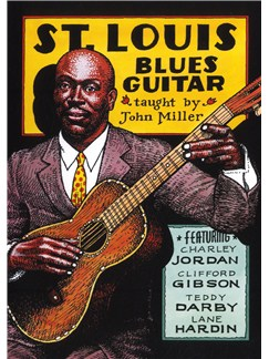 John Miller: St. Louis Blues Guitar DVDs / Videos | Guitar