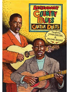 Legendary Country Blues Guitar Duets DVDs / Videos | Guitar (Duet)