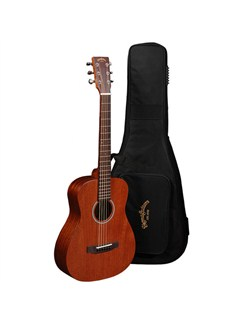 Sigma: TM-15 All Mahogany Travel Acoustic Guitar Instruments | Acoustic Guitar