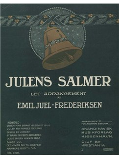 Arr. Emil Juel-Frederiksen: Julens Salmer Books | Voice, Piano Accompaniment
