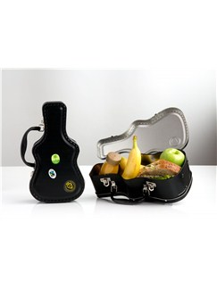 Guitar Case Lunch Box  |