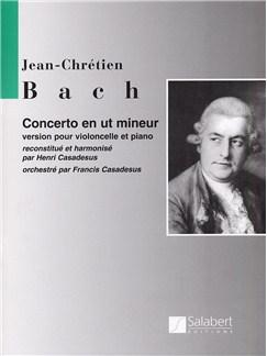 J.C. Bach: Concerto For Cello In C Minor (Cello and Piano) Books | Cello, Piano Accompaniment