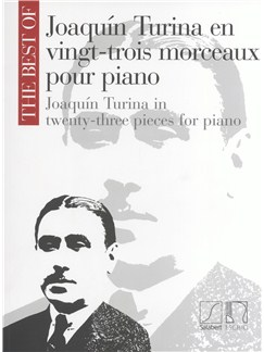 The Best Of Joaquín Turina In Twenty-Three Pieces For Piano Books | Piano