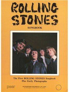 The Rolling Stones Songbook Books | Piano and Voice, with Guitar chord symbols