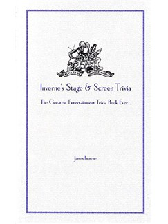 Inverne's Stage And Screen Trivia Books |