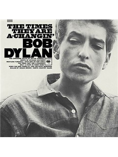 Bob Dylan: The Times They Are A-Changin' Digital Sheet Music | Piano, Vocal & Guitar (Right-Hand Melody)