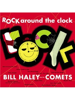 Bill Haley & His Comets: Rock Around The Clock Digital Sheet Music | Piano, Vocal & Guitar (Right-Hand Melody)