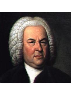 Johann Sebastian Bach: Sarabande (from French Suite No. 1) Digital Sheet Music | Piano