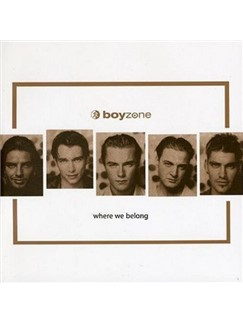 Boyzone: Baby Can I Hold You Digital Sheet Music | Piano, Vocal & Guitar
