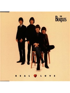 John Lennon: Real Love Digital Sheet Music | Piano, Vocal & Guitar