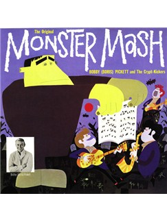 Bobby 'Boris' Pickett: Monster Mash Digital Sheet Music | Piano, Vocal & Guitar