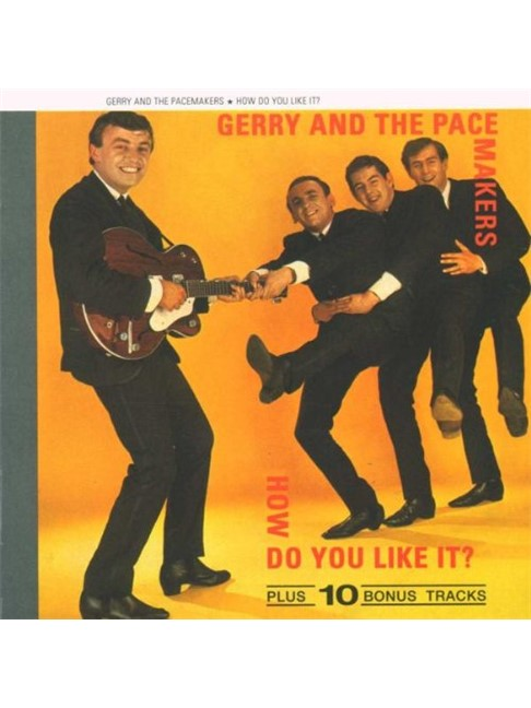 Gerry And The Pacemakers: You\'ll Never Walk Alone - Lyrics & Chords ...