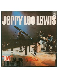 Jerry Lee Lewis: Great Balls Of Fire Digital Sheet Music | Lyrics & Chords