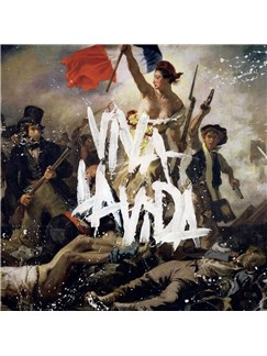 Coldplay: Viva La Vida Digital Sheet Music | SATB