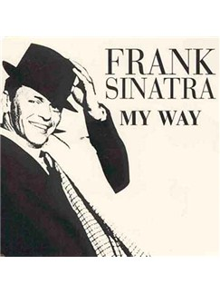 Frank Sinatra: My Way Digital Sheet Music | Flute