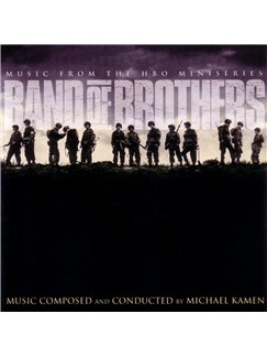 Michael Kamen: Band Of Brothers Digital Sheet Music | Clarinet