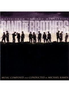 Michael Kamen: Band Of Brothers Digital Sheet Music | Alto Saxophone