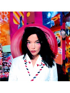 Bjork: It's Oh So Quiet Partituras Digitales | Piano y Voz