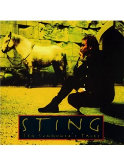 Sting: Fields Of Gold Digital Sheet Music | Lyrics & Piano Chords