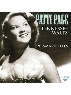 Patti Page: Tennessee Waltz Digital Sheet Music | Lyrics & Chords