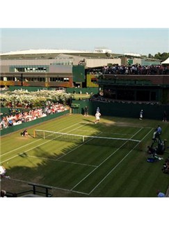 Arnold Steck: Sporting Occasion (Wimbledon Closing Theme) Digital Sheet Music | Keyboard