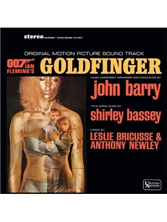 Shirley Bassey: Goldfinger (from James Bond: 'Goldfinger') Digital Sheet Music | Piano, Vocal & Guitar (Right-Hand Melody)