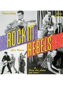 The Rockin Rebels: Wild Weekend Digital Sheet Music | Piano & Guitar