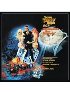 Shirley Bassey: Diamonds Are Forever (from James Bond: Diamonds Are Forever) Digital Sheet Music | Piano, Vocal & Guitar (Right-Hand Melody)