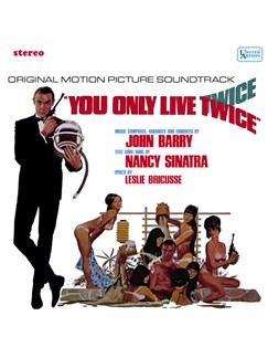 Nancy Sinatra: You Only Live Twice (theme from the James Bond film) Digital Sheet Music | Easy Piano