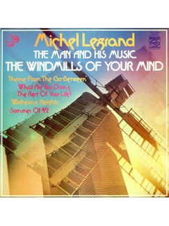 Michael Legrand: The Windmills Of Your Mind Digital Sheet Music | Piano, Vocal & Guitar (Right-Hand Melody)