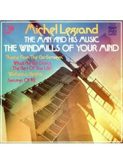 Michael Legrand: The Windmills Of Your Mind Digitale Noder | Klaver, sang og guitar (højrehåndsmelodi)