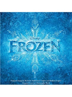 Idina Menzel: Let It Go (from Frozen) Digital Sheet Music | Piano, Vocal & Guitar