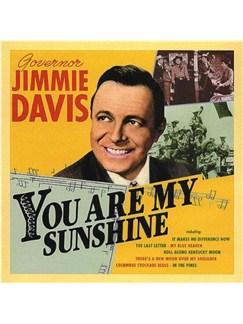 Jimmie Davis: You Are My Sunshine Partituras Digitales | Textos y Acordes