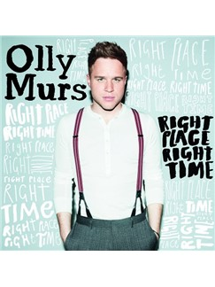 Olly Murs: Right Place Right Time Digital Sheet Music | Violin